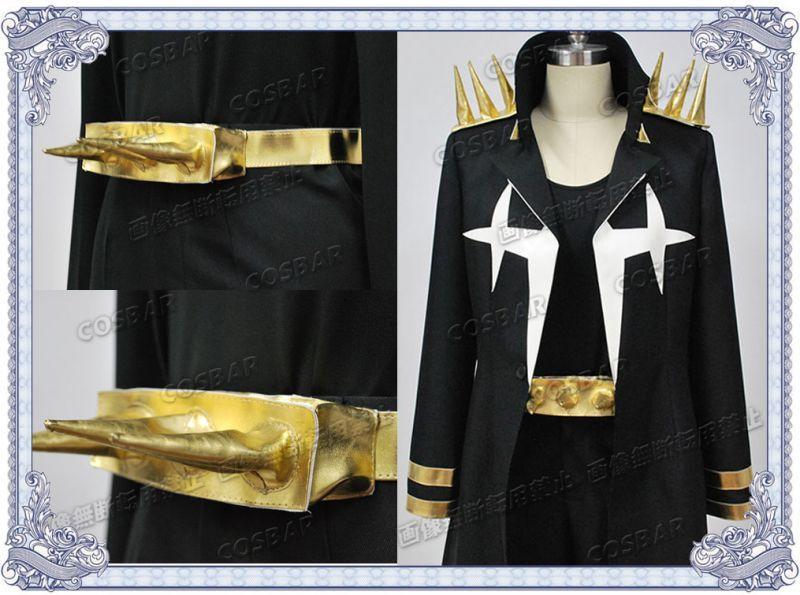 コスプレの衣装「キルラキル(KILL la KILL) 猿投山 渦」の格安通販【COSBAR】。                                    キルラキル KILL la KILL 猿投山 渦(さなげやま うず) 三つ星極制服 剣の装 最終形態
